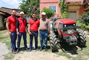 TÜMOSAN Met with Farmers in Yalova and the Surrounding Villages
