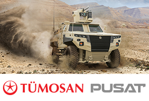 World Class 4x4 Tactical Wheeled Armored Vehicles from TÜMOSAN